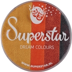 Superstar Dream Colors - 45gr  Safari  for face and body painting