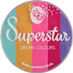 Superstar Dream Colors - 45gr  Candy  for face and body painting
