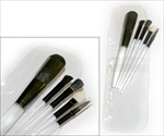 5 mini brush set
