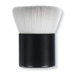 synthetic buffer flat top kabuki brush
