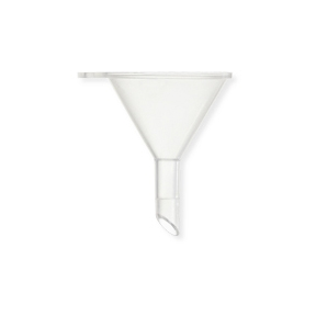 glitter tattoo tools: small pouring funnel