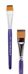 Face and body panting brush perfect one strokes and rainbow designs
