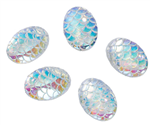 Oval Crystal Scale Gems for face painting bling, gem clusters, glitter paint, face painting, gems, rhinestones, stick on rhinestones
