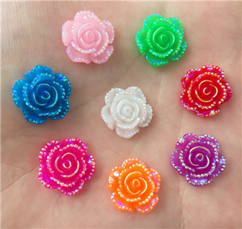 Colorful Assortment Flower Gems  for face painting bling, gem clusters, glitter paint, face painting, gems, rhinestones, stick on rhinestones