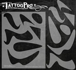 Tattoo Pro Stencils by Wiser - Freestyle Tools Stencil