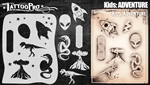 Tattoo Pro Stencils by Wiser - Adventure Series Stencils