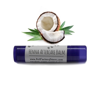 Henna aftercare balm