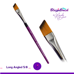 Long Angled 5/8 Blazin Brush by Marcela Bustamante