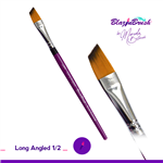 Long Angled 1/2 Blazin Brush by Marcela Bustamante
