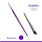 Round #4LE Blazin Brush by Marcela Bustamante