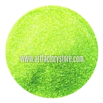 UV Brilliant Green - Rainbow Crystal Loose Cosmetic glitter by the lb for face painting and glitter tattoos
