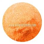 Outrageous Orange Rainbow Crystal Bulk Cosmetic glitter by the lb for face painting and glitter tattoos
