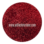 Red Rainbow Jewel Loose Cosmetic glitter by the lb for face painting and glitter tattoos