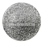 Silver Rainbow Jewel Bulk Cosmetic glitter by the lb for face painting and glitter tattoos