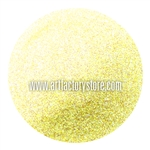 Sunshine Yellow Rainbow Crystal Bulk Cosmetic glitter by the lb for face painting and glitter tattoos