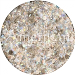 Asteroid Chunky Glitter Cream By Amerikan Body Art