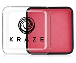 Kraze Coral Pink Wax-based, highly pigmented, water activated makeup for face and body painting.