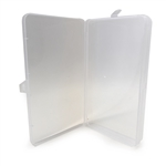 Empty One Stroke Case for face paint supply holds 9 one strokes