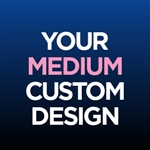 Medium Custom Made Stencils