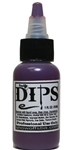 Plumberry Dips 1 oz bottle of waterproof liquid face paints bu ProAiir