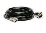 "Iwata 10' Straight Shot Airbrush Hose with Iwata airbrush fitting and 1/4"" compressor fitting"