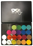 Pressed Powders, shadows, StarBlend, face paint, body powder, powder paint, Mehron, Star Blends, star blend, body paint