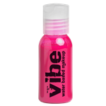 Fluorescent Pink Vibe Face Paint Ink