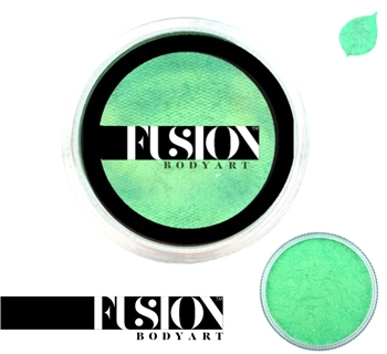 Fusion Pearl Mint Green 25gr face paint, face painting