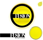 Fusion Prime Bright Yellow 32gr face paint, face painting