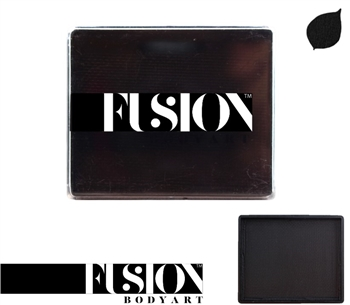 Fusion Prime Strong Black 50gr face paint, face painting
