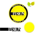 Fusion UV Neon Yellow 32gr face paint, face painting