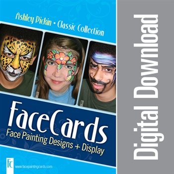 FaceCards - Ashley Pickin - Classic Edition - Digital Download