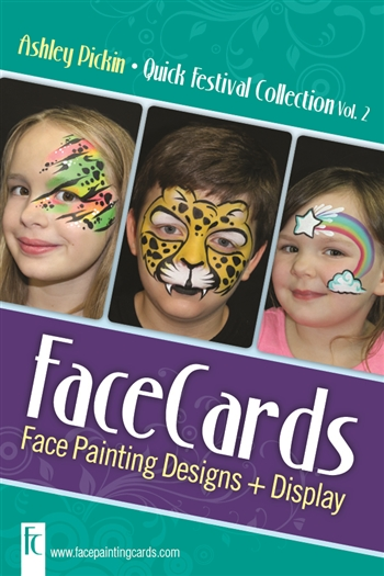 FaceCards - Ashley Pickin - Quick Festivals Vol 2