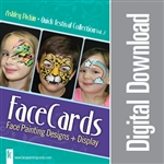 FaceCards - Ashley Pickin - Quick Festivals Vol 2 - Digital Download