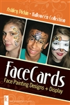 FaceCards - Ashley Pickin - Halloween