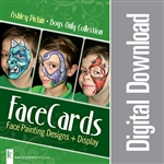 FaceCards - Ashley Pickin - Boys Only - Digital Download