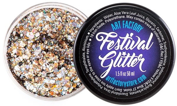 Champagne Festival Glitter By The Art Factory