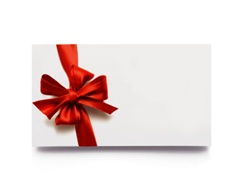 Give the gift of a Gift Card to friends and family