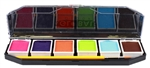 Global makeup, face paint, face paint palette, small palette