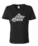 Glitter Queen Tshirts, glittery shirts, shimmer