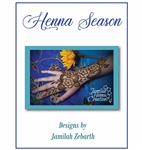 Henna Season Henna pattern ebook by Jamilah Zebarth