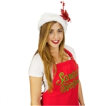 Face Painter Holiday Apron