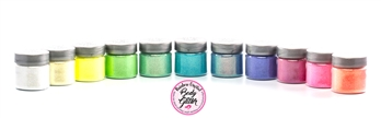 glitter tattoo cosmetic glitter: 11 color Jars