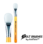 The Bolt Face Painting Blender is perfect for applying powder paints.