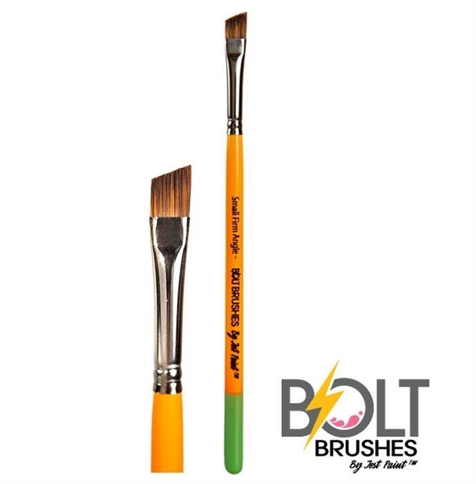 Bolt Brush Short Small Firm 1 4 Angle