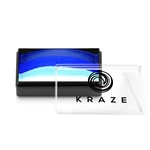 Kraze Dark Wave Domed 1-Stroke Wax-based, highly pigmented, water activated makeup for face and body painting.