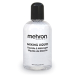 Mehron mixing liquid for metallic powders