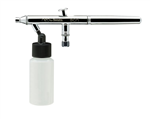 NEO for Iwata BCN Siphon Feed Dual Action Airbrush with 1oz bottle