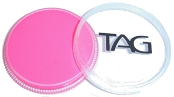 Tag Neon Pink face paint