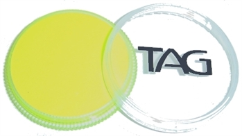Tag Neon Yellow face paint